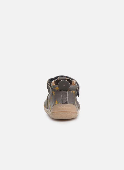 Pantoffels Babybotte Zoela Grijs rechts