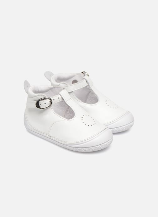 Pantofole Babybotte Zia Bianco vedi dettaglio/paio