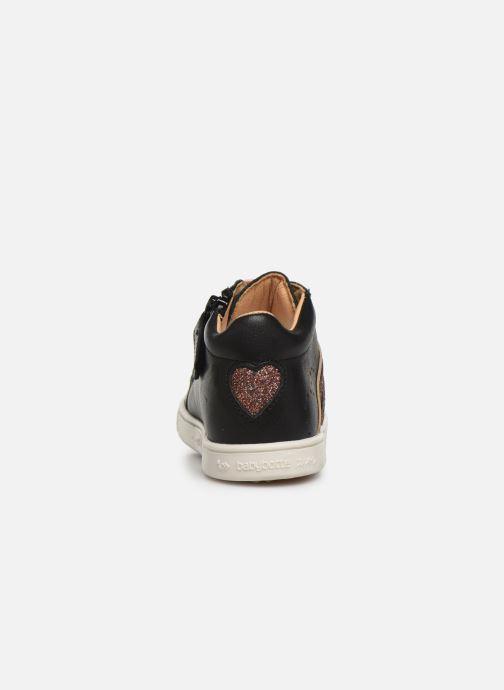 Bottines et boots Babybotte Alba Noir vue droite