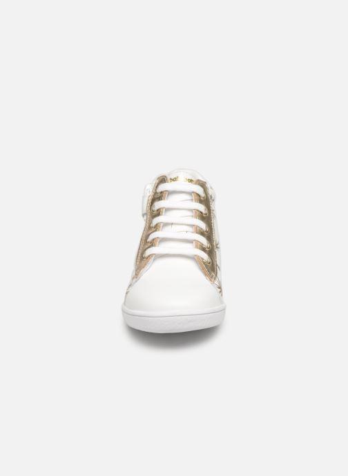 Bottines et boots Babybotte Auasis Blanc vue portées chaussures