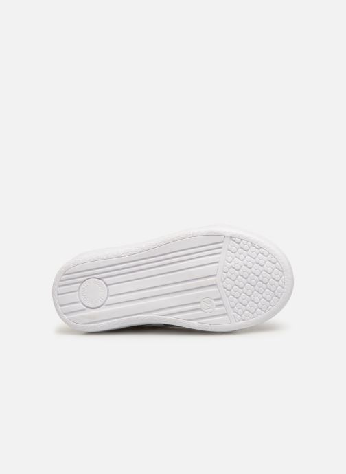Bottines et boots Babybotte Auasis Blanc vue haut