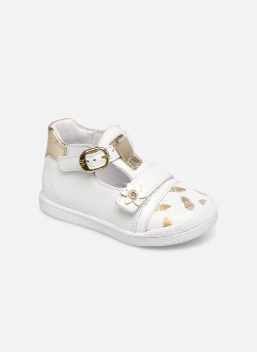 Bailarinas Babybotte Puppy Blanco vista de detalle / par