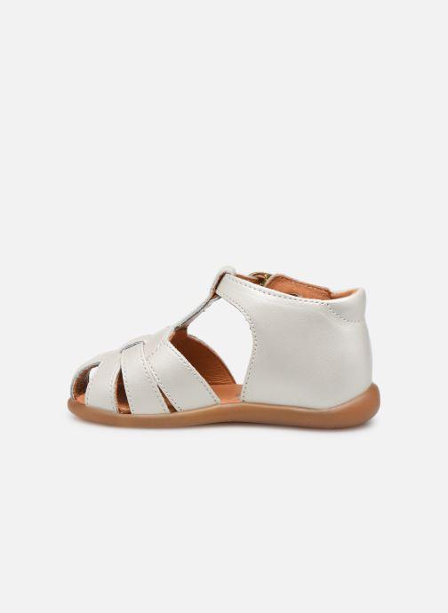 Sandales et nu-pieds Babybotte Gigi Blanc vue face