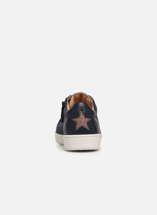 Sneakers Babybotte Kassis Blauw rechts