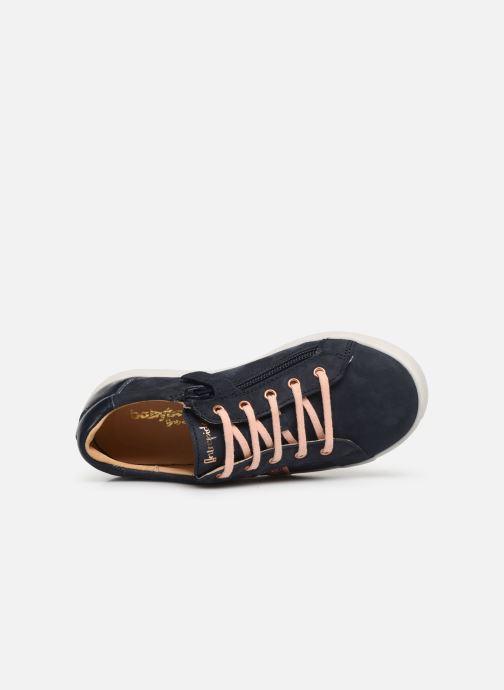 Sneakers Babybotte Kassis Blauw links