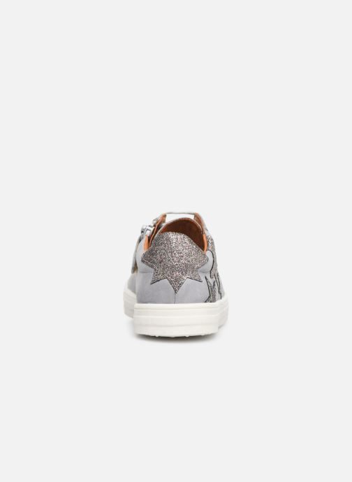Trainers Babybotte Kistar Grey view from the right