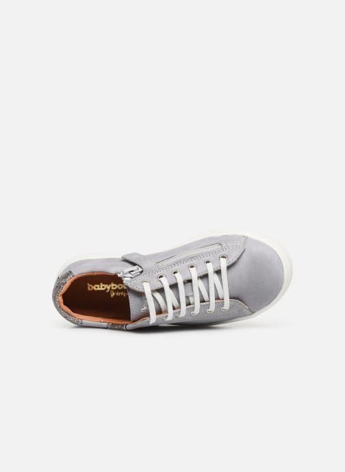 Sneakers Babybotte Kistar Grijs links