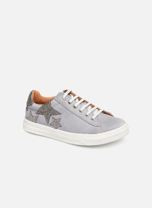 Sneakers Babybotte Kistar Grijs detail
