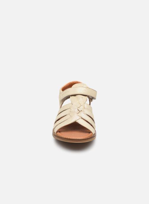 Sandalen Babybotte Karousel Goud en brons model