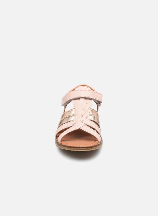 Sandalen Babybotte Karousel Roze model
