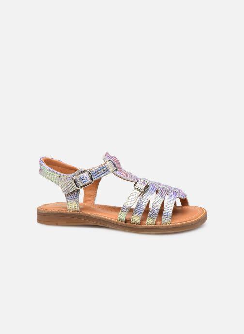Sandali e scarpe aperte Babybotte Katz Argento immagine posteriore