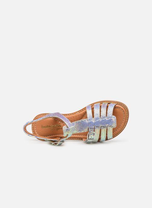 Nu Et pieds Sandales argent 352118 Katz Babybotte Chez zwIxHTq