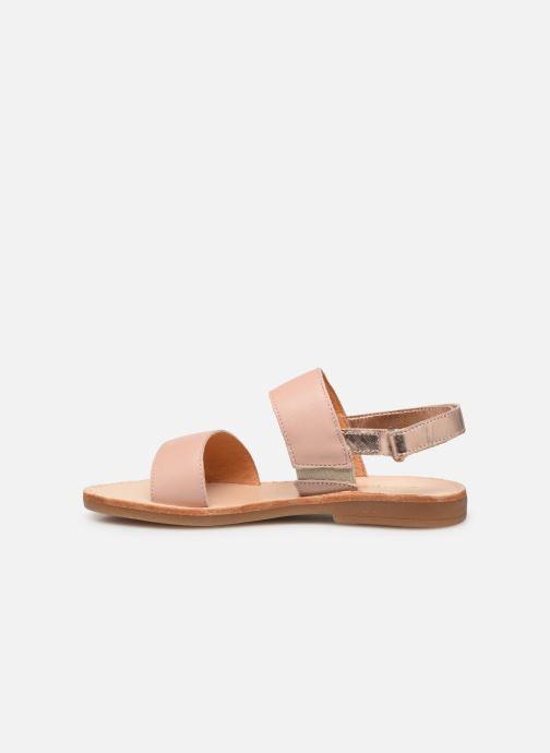 Sandaler Babybotte Yoko Beige se forfra