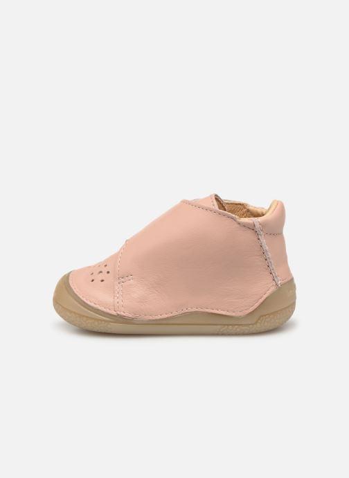 Pantoffels Babybotte Zenitude Beige voorkant