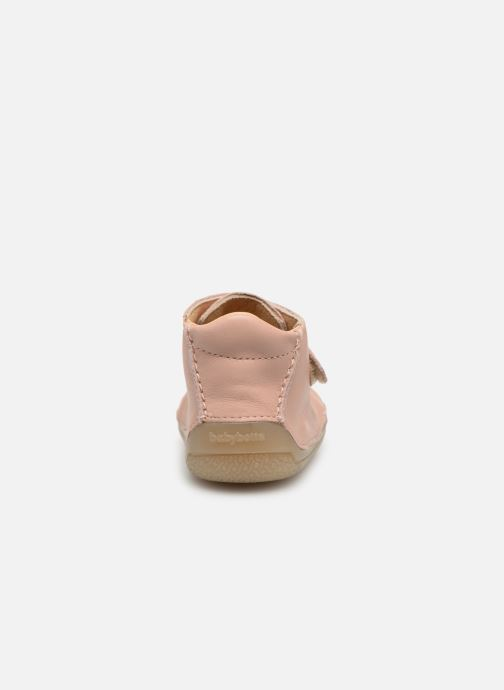 Slippers Babybotte Zenitude Beige view from the right