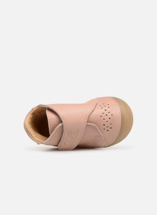 Pantoffels Babybotte Zenitude Beige links