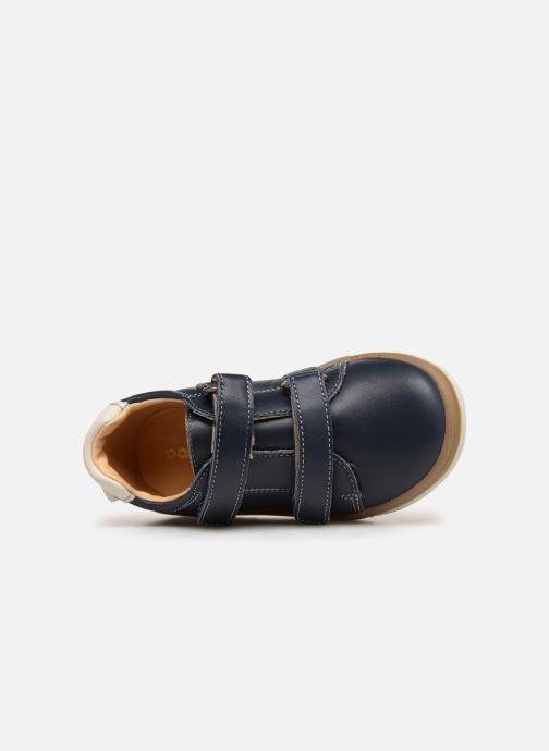 Bottines et boots Babybotte Ankiri Bleu vue gauche