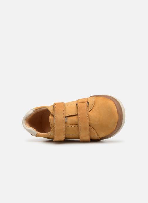 Bottines et boots Babybotte Ankiri Jaune vue gauche