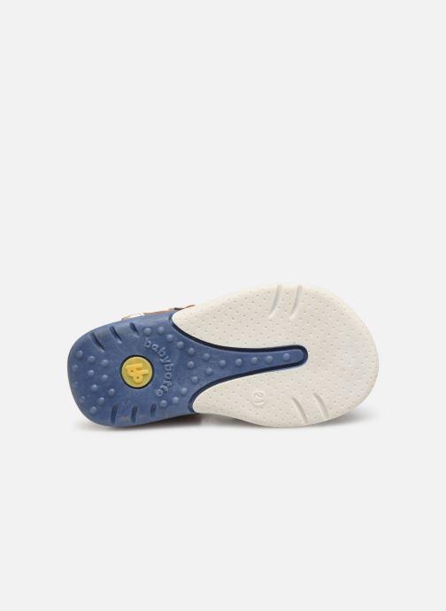 Sandali e scarpe aperte Babybotte Gemeaux Marrone immagine dall'alto