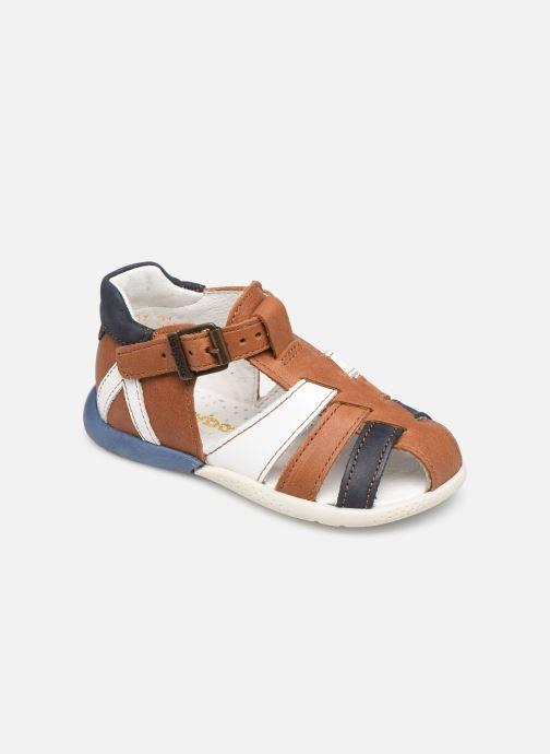 Sandali e scarpe aperte Babybotte Gemeaux Marrone vedi dettaglio/paio