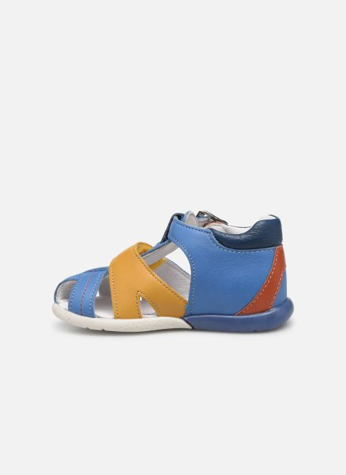 Sandali e scarpe aperte Babybotte Galaxi Azzurro immagine frontale
