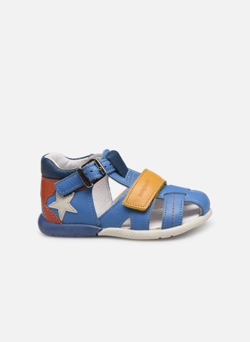 Sandali e scarpe aperte Babybotte Galaxi Azzurro immagine posteriore