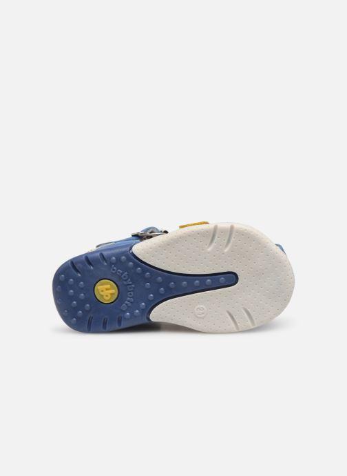 Sandali e scarpe aperte Babybotte Galaxi Azzurro immagine dall'alto
