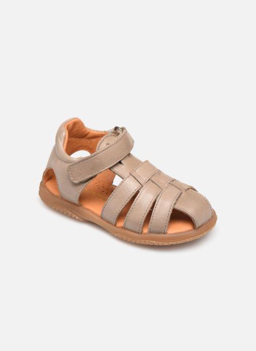 Sandales et nu-pieds Babybotte Tafari Beige vue détail/paire