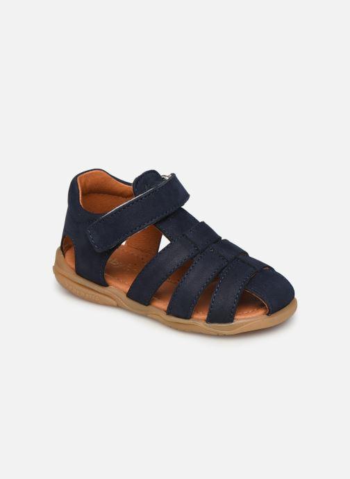 Sandales et nu-pieds Babybotte Tafari Bleu vue détail/paire