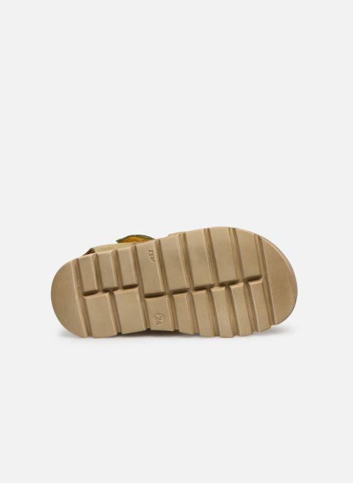 Sandales et nu-pieds Babybotte Tonga Vert vue haut