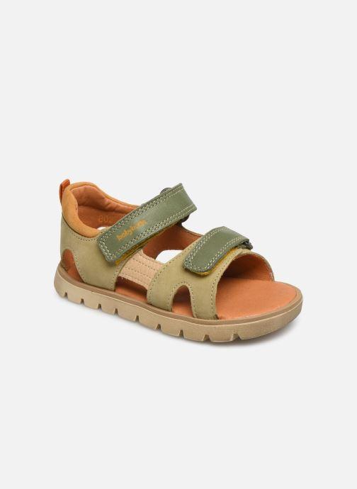 Sandales et nu-pieds Babybotte Tonga Vert vue détail/paire