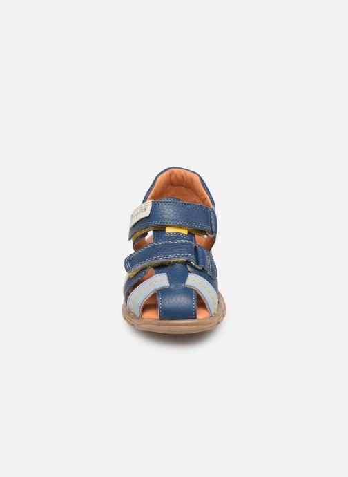 Sandalen Babybotte Kouglof Blauw model