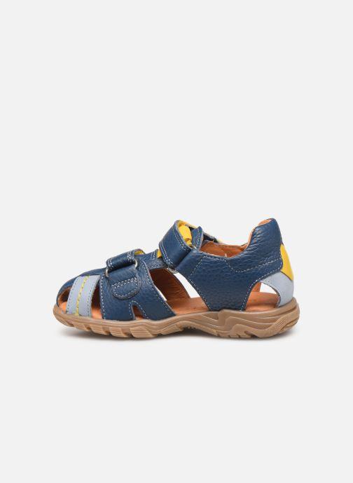 Sandalen Babybotte Kouglof Blauw voorkant