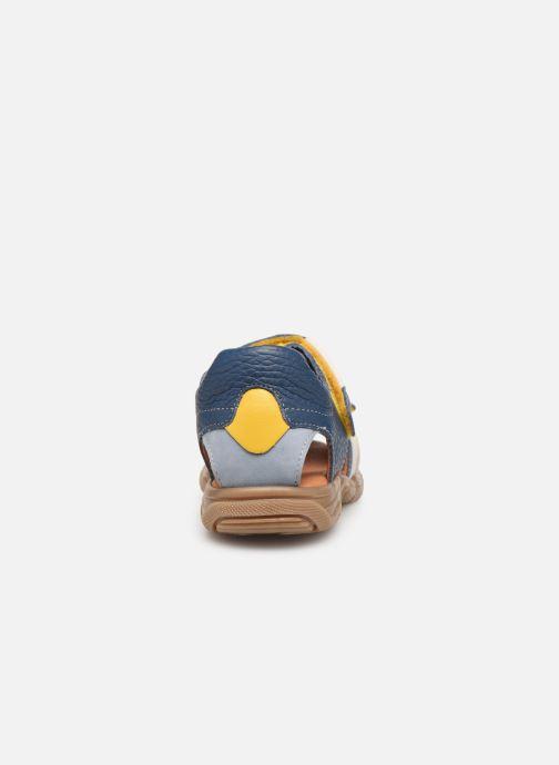 Sandalen Babybotte Kouglof Blauw rechts