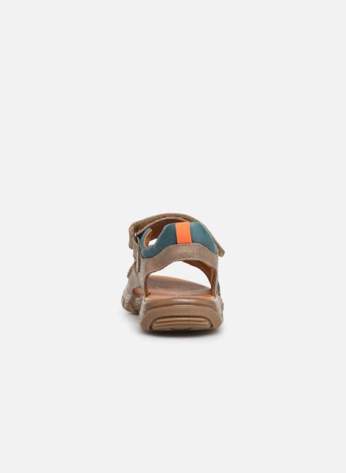 Sandalen Babybotte Klafouti Beige rechts