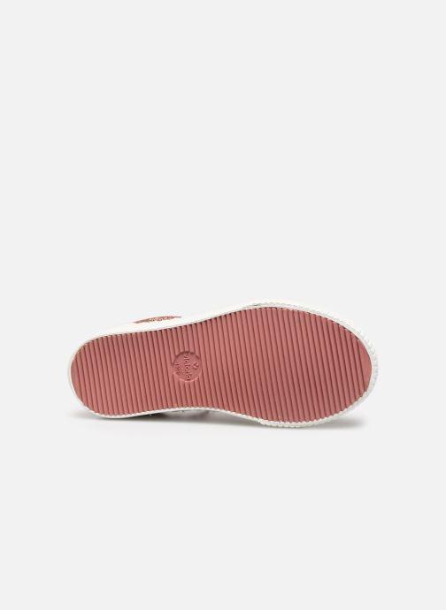 Sneakers Victoria Deportivo Glitter Fino 2 Roze boven