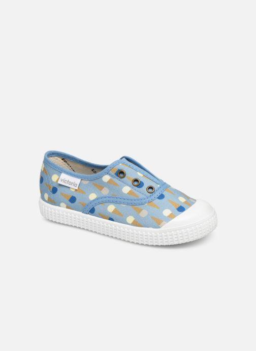 Sneakers Victoria Inglesa Helados Azzurro vedi dettaglio/paio