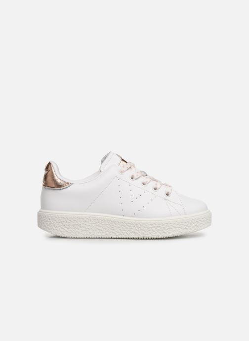 Sneakers Victoria Utopía Relieve Estrella Wit achterkant