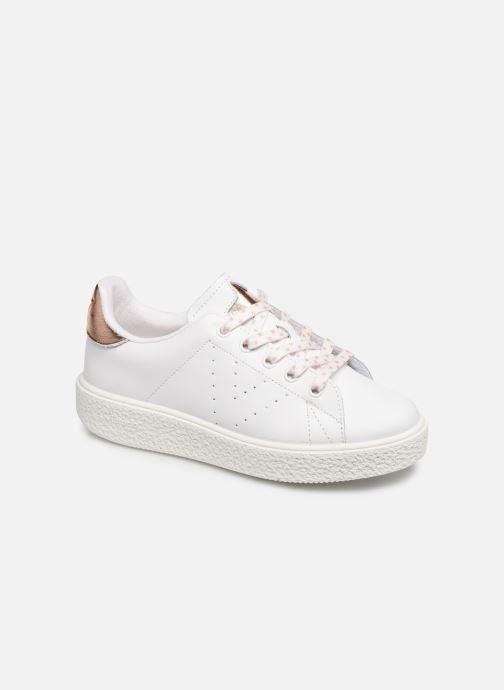 Sneakers Victoria Utopía Relieve Estrella Wit detail