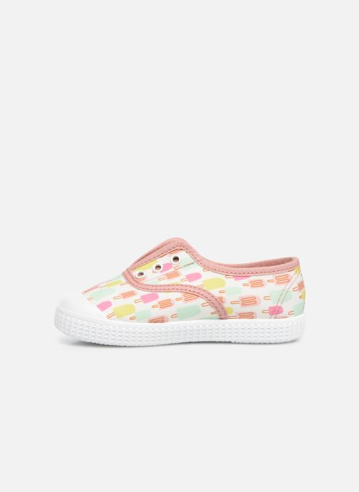 Sneakers Victoria Inglesa By Jessica Niels Pink se forfra