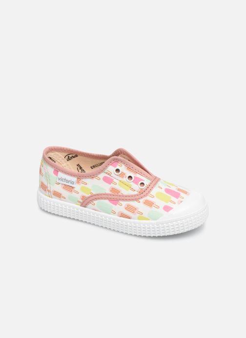 Sneakers Victoria Inglesa By Jessica Niels Rosa vedi dettaglio/paio