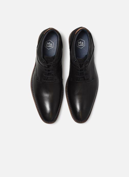 Bottines et boots Mr SARENZA Wiloa Noir vue portées chaussures