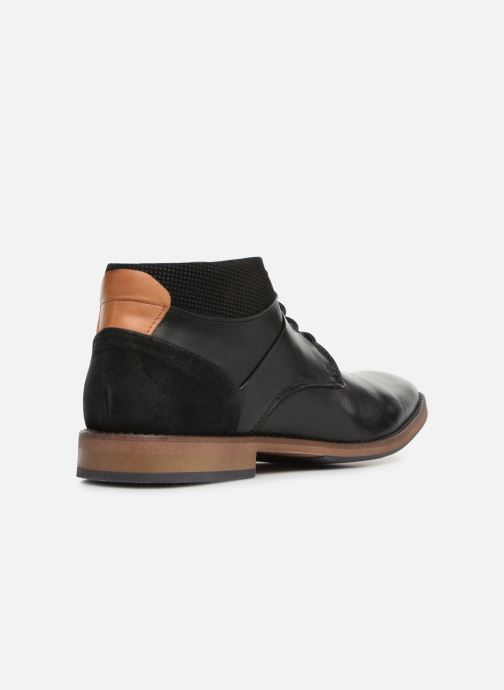 Bottines et boots Mr SARENZA Wiloa Noir vue face