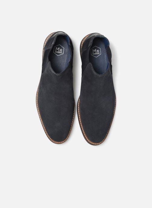 Bottines et boots Mr SARENZA Woona Bleu vue portées chaussures