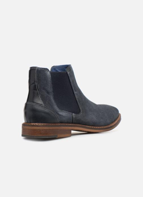 Boots en enkellaarsjes Mr SARENZA Woona Blauw voorkant