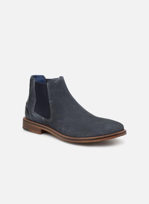 Bottines et boots Mr SARENZA Woona Bleu vue droite
