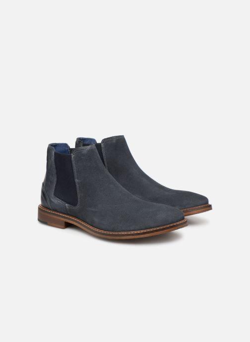 Boots en enkellaarsjes Mr SARENZA Woona Blauw achterkant