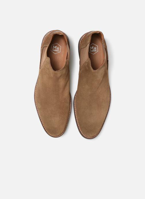 Bottines et boots Mr SARENZA Woona Marron vue portées chaussures