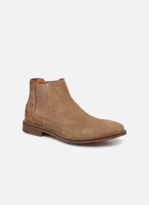 Bottines et boots Mr SARENZA Woona Marron vue droite