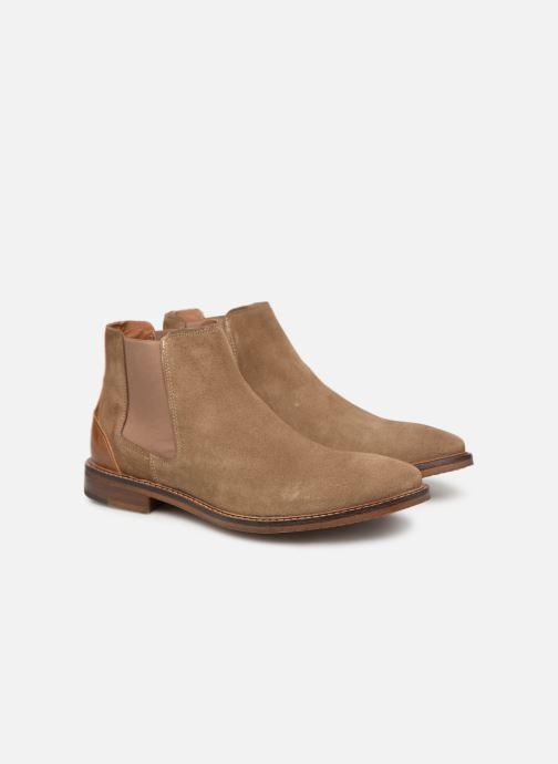 Bottines et boots Mr SARENZA Woona Marron vue derrière